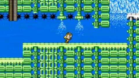 Mega Man 2 - Bubble Man's Stage