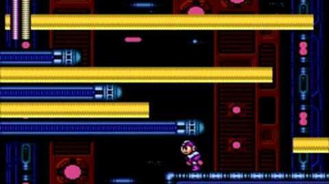 Mega Man The Wily Wars (Mega Man 2) - Quick Man