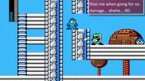 Mega Man - Bomb Man's Stage