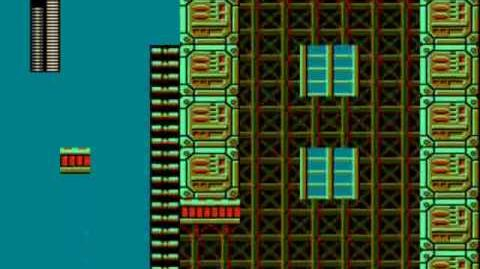Mega Man - Wily's Fortress Stage 2