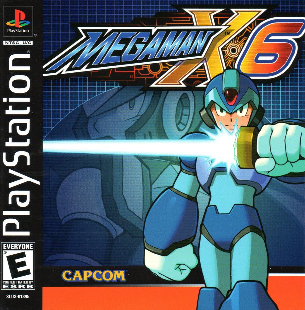 Mega man x6 mega man hq fandom powered by wikia - Megaman wikia ...