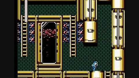 Mega Man 3 Doc Robot Stages Needle Shadow