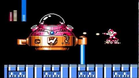 Mega Man 3 Part 18 Wily Stage 5 Wily Machine 3