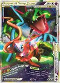 Rayquaza Deoxys (TCG) legend