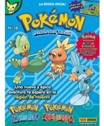 Revista Pokémon Número 18