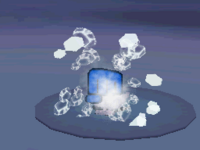 NBNB2 puño hielo