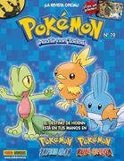 Revista Pokémon Número 19