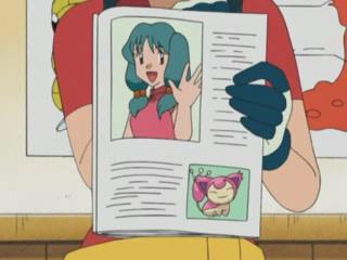 Archivo:EP336 Abby en la revista de Coordinadores Legendarios.jpg