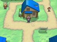 Casa del protagonista NB