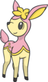 Deerling primavera (dream world).png