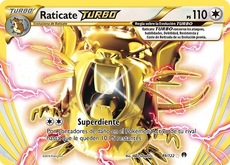 Raticate TURBO