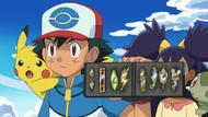 Estuche de medallas de Ash