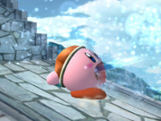 Kirby gorro Squirtle SSBB.png