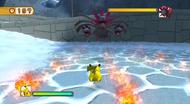 PokéPark 2 lucha con Hydreigon