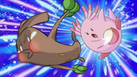 EE11 Chansey VS Sudowoodo