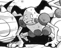 Mr. Mime de Emerald