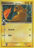 Charmander δ (Crystal Guardians TCG)