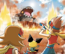 Tercera misión especial de Pokémon Ranger 3.png