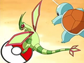 EP459 Squirtle sobre Flygon.png
