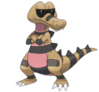 Ilustración de Krokorok