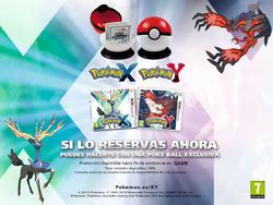 Poké Ball al reservar Pokémon XY.png