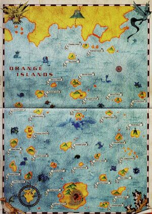 Región de Archipiélago Naranja