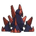 Imagen posterior de Gigalith en la sexta generación