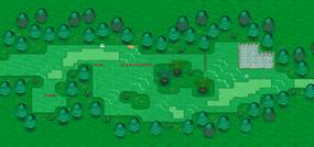 Mapa de la ruta 102