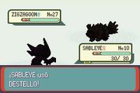 Destello en Pokémon Esmeralda