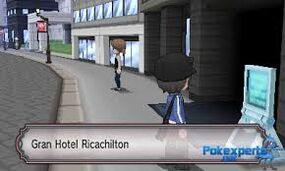 Imagen de Gran Hotel Ricachilton