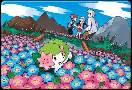 Archivo:Paraíso Floral Pokémon Platino (Ilustración).png