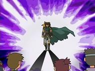 EP525 El Guardián del Aura aparece en la leyenda