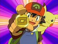 EP426 ¡Ash ha ganado el símbolo Agallas!