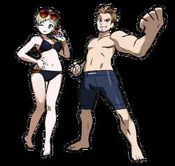 Nadador oNadadora