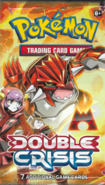 Double Crisis booster Equipo Magma