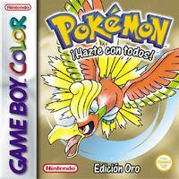 Carátula de Pokémon Oro