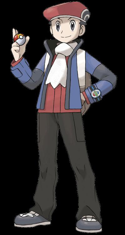 Pokemon Gen 4 Anime Characters : León wikidex fandom powered by wikia