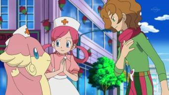 Archivo:EP682 Audino junto a la enfermera Joy.jpg