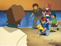 EP316 Nuestros heroes preocupados por la salud de Pikachu.jpg