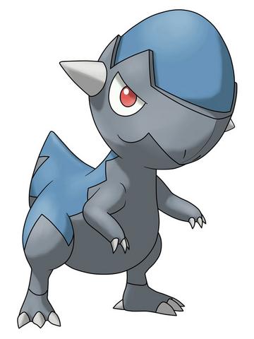 Archivo:Cranidos en Pokémon Ranger 2.png