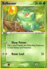 Bulbasaur (FireRed & LeafGreen 54 TCG)