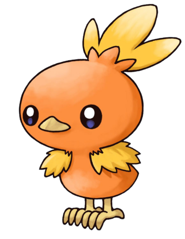 Archivo:Torchic en Pokémon Mundo Misterioso.png