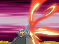 Archivo:EP577 Bastiodon usando defensa férrea contra un lanzallamas.png