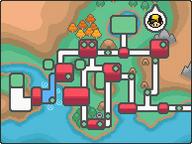 Ruinas Sinjoh Mapa