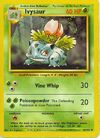 Ivysaur (Base Set TCG)