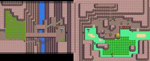 Mapa de la ruta 211