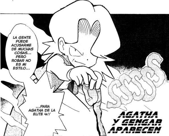 Archivo:Agatha (manga).jpg