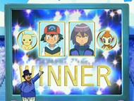 EP519 Ash y Polo ganadores