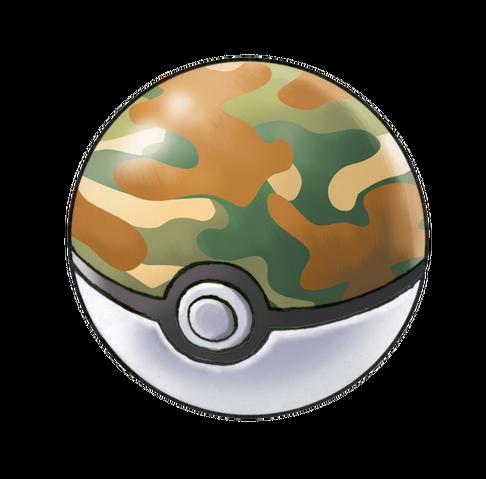 Archivo:Safari Ball (Ilustración).png