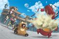 Cuarta misión de Pokémon Ranger 2.png